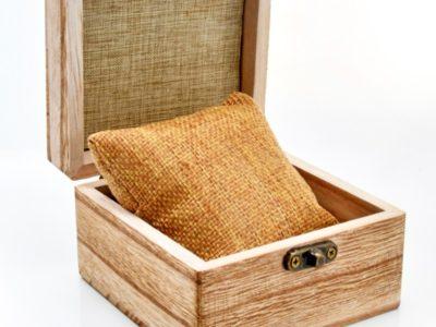 Tocco - Cube fa doboz nyitott