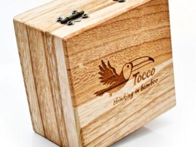 Tocco - Cube fa doboz ferde
