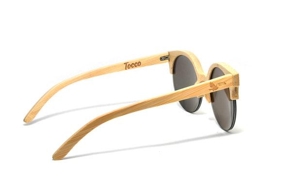 Tocco – Indigo fa napszemüveg oldalról