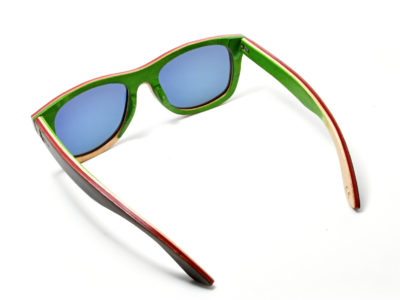 Tocco - Amber fa napszemüveg hátulról