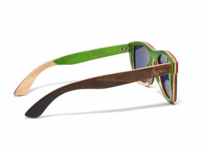 Tocco - Amber fa napszemüveg oldalról