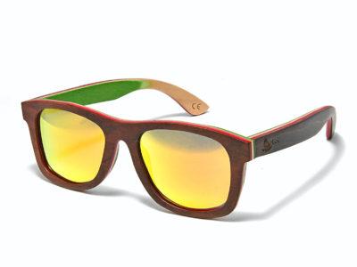 Tocco - Amber fa napszemüveg szemből