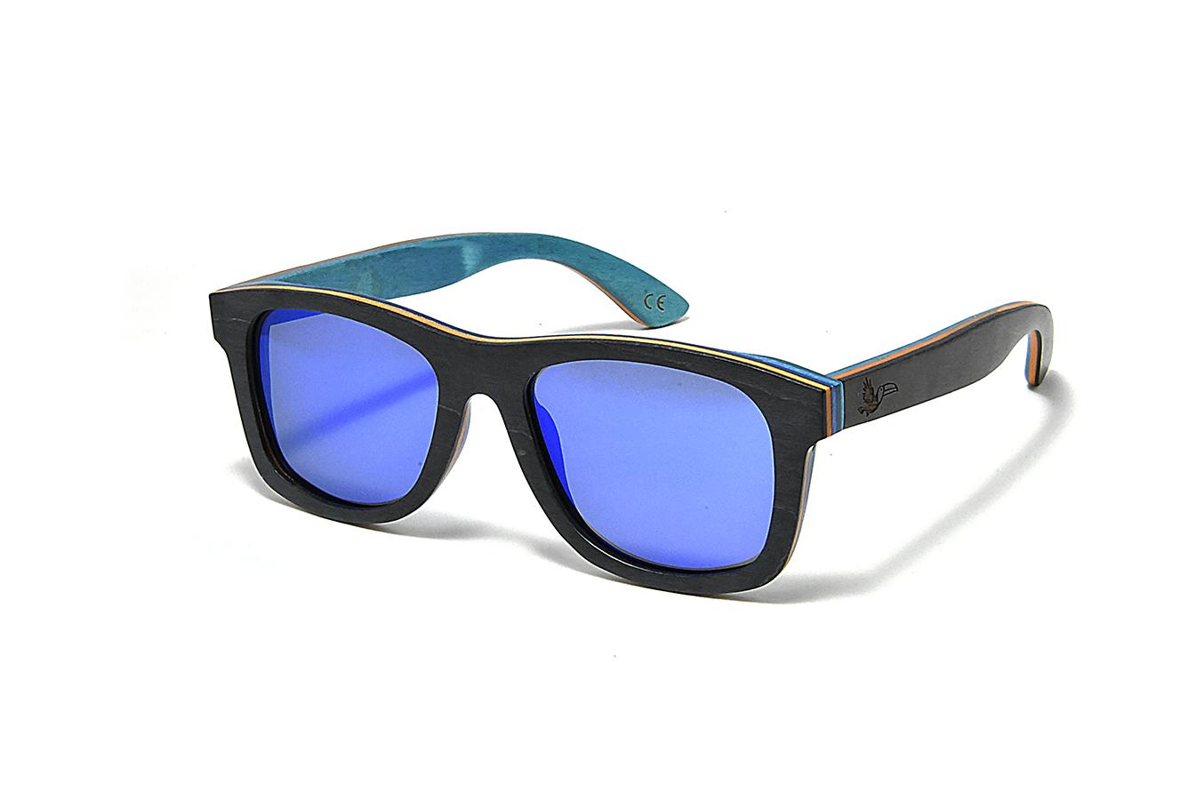7d8f165b42 Tocco - Siren fa napszemüveg Polarizált UV-szűrős lencsével