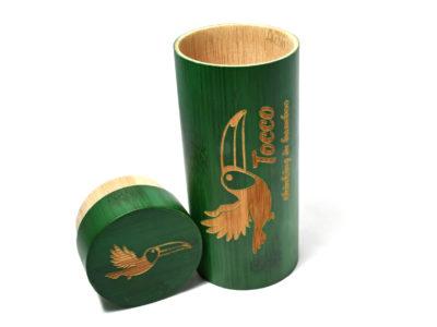 Tocco - Case Green 2 szemüveg tartó