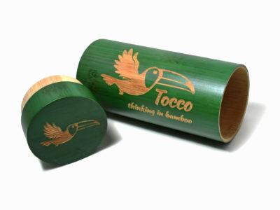 Tocco - Case Green szemüveg tartó