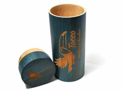 Tocco - Case Indigo 2 szemüveg tartó