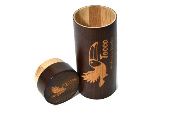 Tocco - Case Coffee 2 napszemüveg tartó